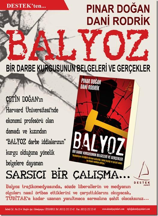 BALYOZ CUMHURIYET REKLAM